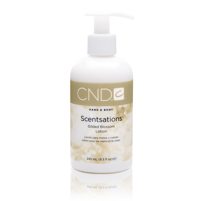 CND Gilded Dreams Scentsations Gilded Blossom Lotion