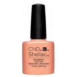 CND Shellac Dandelion
