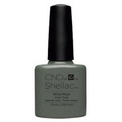 CND Shellac Wild Moss