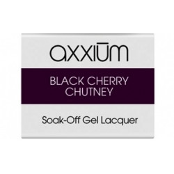 OPI Axxium Lacquer - Black Cherry Chutney