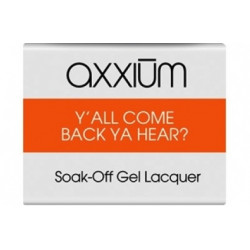 OPI Axxium Lacquer - Y'all Come Back Ya Hear?