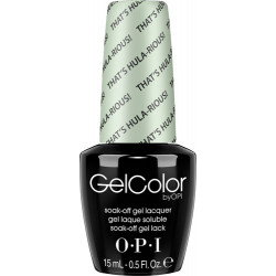 OPI GelColor - That's Hula-rious!