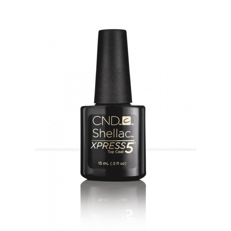 CND Shellac Express5 Top Coat
