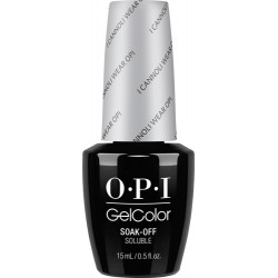 OPI GelColor - I Cannoli Wear OPI