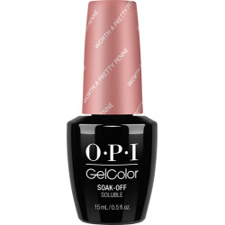 OPI GelColor - Worth a Pretty Penne