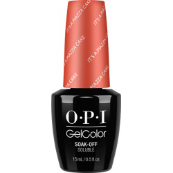 OPI GelColor - It's a Piazza Cake