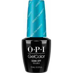 OPI GelColor - Venice The Party?