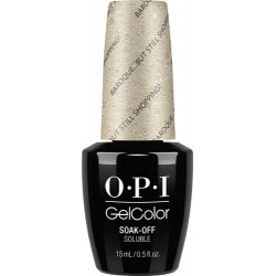OPI GelColor - Baroque…But Still Shopping!