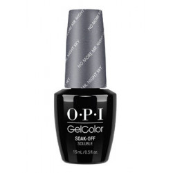 OPI GelColor - No More Mr. Night Sky