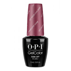 OPI GelColor - Let Your Love Shine