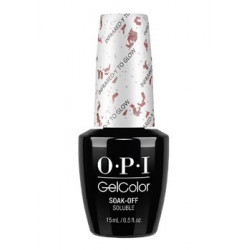 OPI GelColor - Infrared-y to Glow