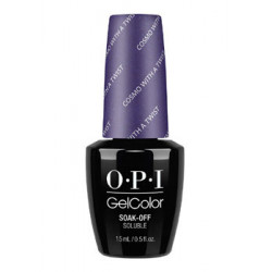 OPI GelColor - Cosmo with a Twist