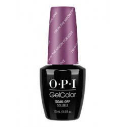 OPI GelColor - I'm in the Moon For Love