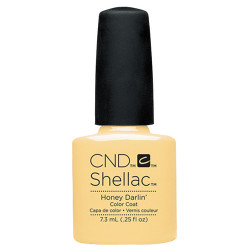 CND Shellac Honey Darlin