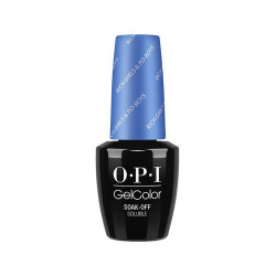 OPI GelColor - Rich Girls & Po-Boys