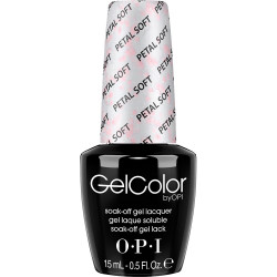 OPI GelColor - Pedal Soft