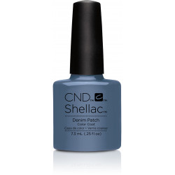 CND Shellac Denim Patch