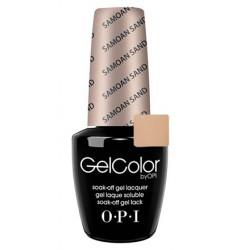 OPI GelColor - Samoan Sand