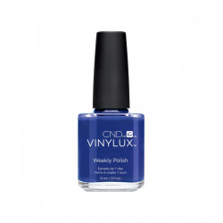 CND Vinylux Blue Eyeshadow