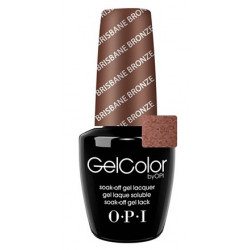 OPI GelColor - Brisbane Bronze