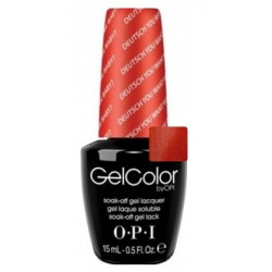 OPI GelColor - Deutsch You Wont Me Baby?