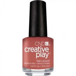 CND Creative Play Crimson Nuttin To Wear