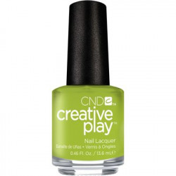 CND Creative Play Toe The Lime