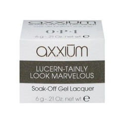 OPI Axxium Lacquer - Lucerne-tainly Look Marvelous