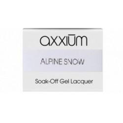OPI Axxium Lacquer - Alpine Snow