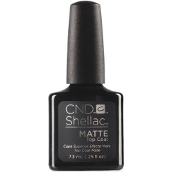 CND Shellac Matte Top Coat