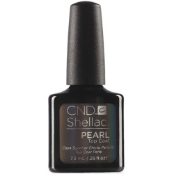 CND Shellac Pearl Top Coat