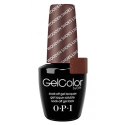 OPI GelColor - Wooden Shoe Like to Know?