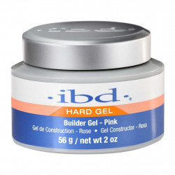 ibd Hard Gel - Builder Gel Pink
