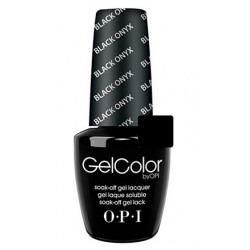 OPI GelColor - Black Onyx