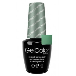 OPI GelColor - Thanks a WindMillion