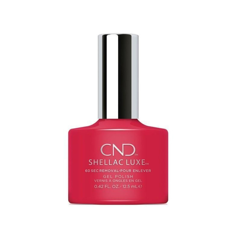 CND Shellac Luxe - Wildfire