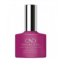 CND Shellac Luxe - Brazen