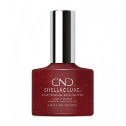 CND Shellac Luxe - Dark Lava
