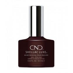 CND Shellac Luxe - Dark Dahlia