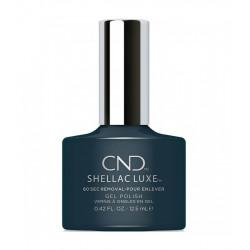 CND shellac Luxe- Indigo Frock