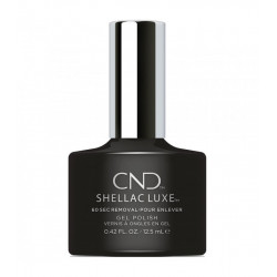 CND Shellac Luxe - Black Pool