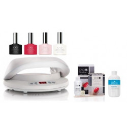 CND Shellac Luxe Starter Set incl. LED Lamp