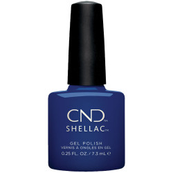 CND Shellac Blue Moon