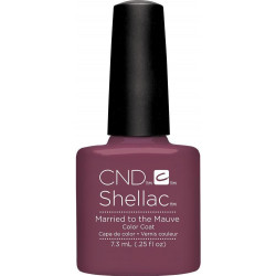 CND Shellac Married to the Mauve