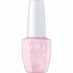 OPI GelColor The Color That Keeps On Giving
