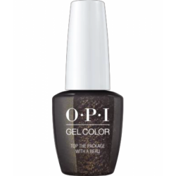 OPI GelColor Top the Package with a Beau