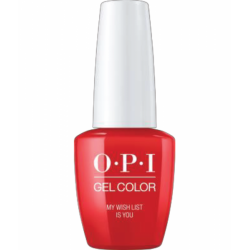OPI GelColor My Wish List is You