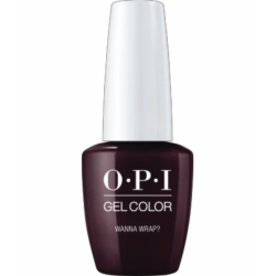 OPI GelColor Wanna Wrap?