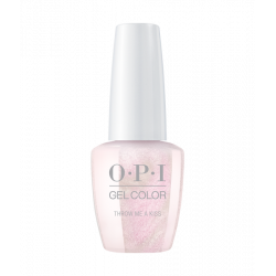 OPI GelColor Throw Me a Kiss