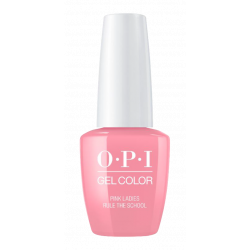 OPI GelColor Pink Ladies Rule the School
